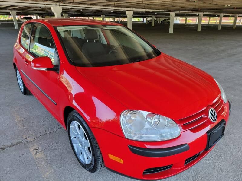 2008 Volkswagen Rabbit for sale at Red Rock's Autos in Denver CO