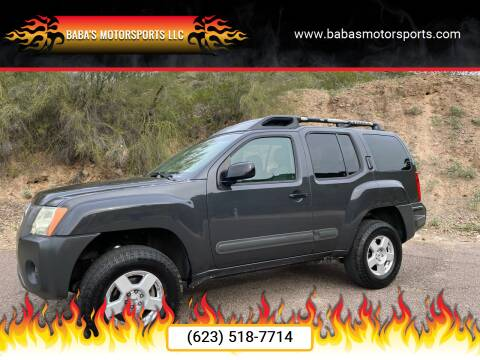 2006 Nissan Xterra for sale at Baba's Motorsports, LLC in Phoenix AZ