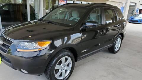 2009 Hyundai Santa Fe for sale at City Auto Sales in La Crosse WI