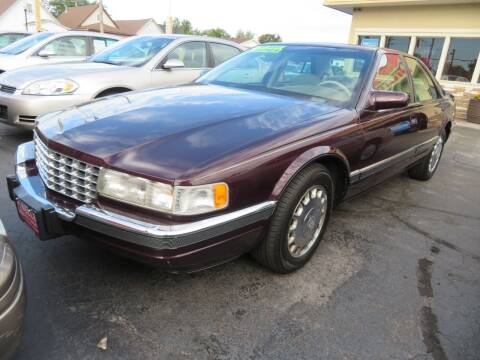 1995 Cadillac Seville for sale at Bells Auto Sales in Hammond IN