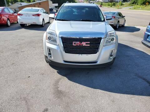 2013 GMC Terrain for sale at DISCOUNT AUTO SALES in Johnson City TN