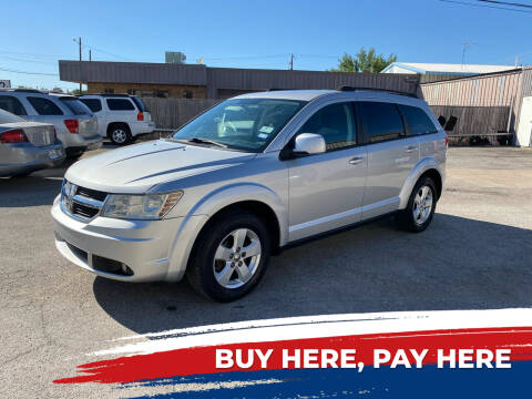 2010 Dodge Journey for sale at Shooters Auto Sales in Fort Worth TX