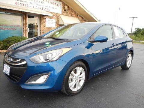 2014 Hyundai Elantra GT for sale at Browning's Reliable Cars & Trucks in Wichita Falls TX