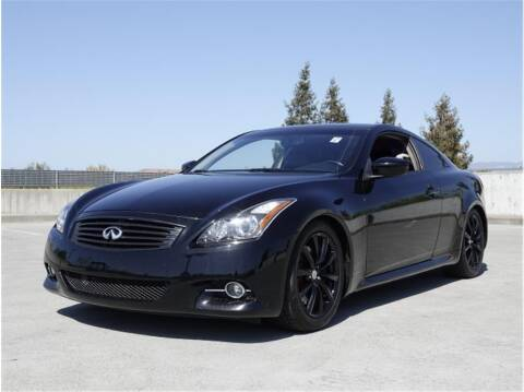 2012 Infiniti G37 Coupe for sale at BAY AREA CAR SALES in San Jose CA
