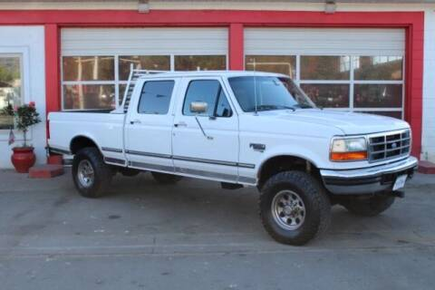 1996 Ford F-250 for sale at Truck Ranch in Logan UT