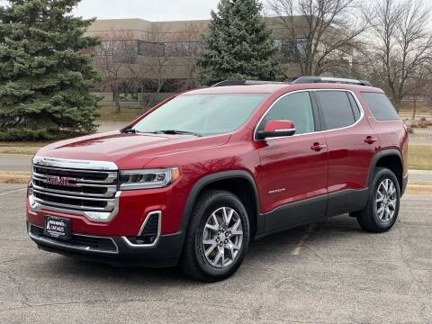 2020 GMC Acadia for sale at North Imports LLC in Burnsville MN