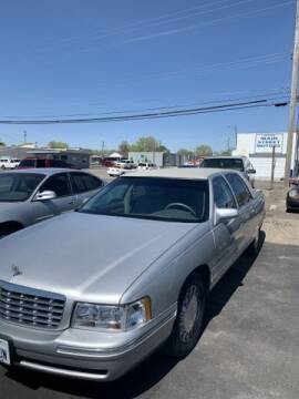 1999 Cadillac DeVille for sale at Cars 4 Idaho in Twin Falls ID