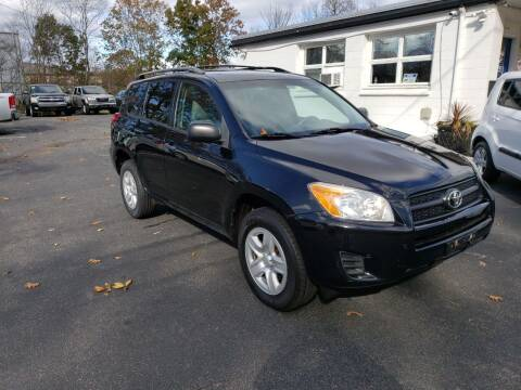 2011 Toyota RAV4 for sale at Highlands Auto Gallery in Braintree MA