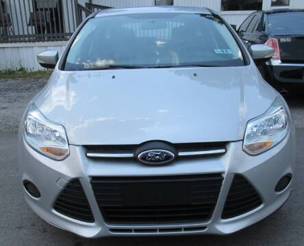 2013 Ford Focus for sale at Express Auto Sales in Lexington KY