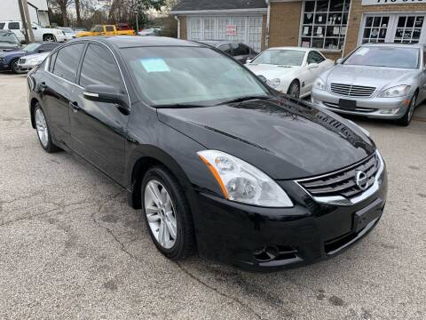 2011 Nissan Altima for sale at Philip Motors Inc in Snellville GA