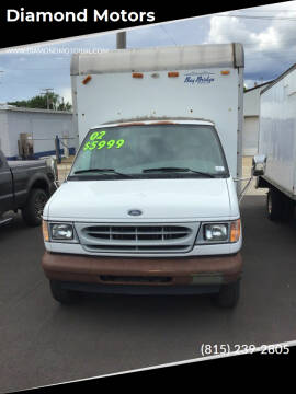 2002 Ford E-Series Chassis for sale at Diamond Motors in Pecatonica IL
