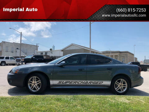 2006 Pontiac Grand Prix for sale at Imperial Auto, LLC in Marshall MO