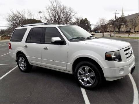 2011 Ford Expedition for sale at Auto Wholesalers Of Rockville in Rockville MD
