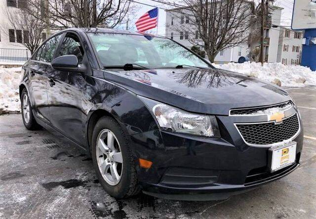 2014 Chevrolet Cruze for sale at Ataboys Auto Sales in Manchester NH
