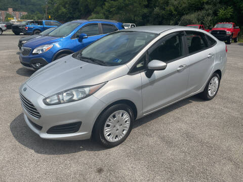2018 Ford Fiesta for sale at Turner's Inc in Weston WV