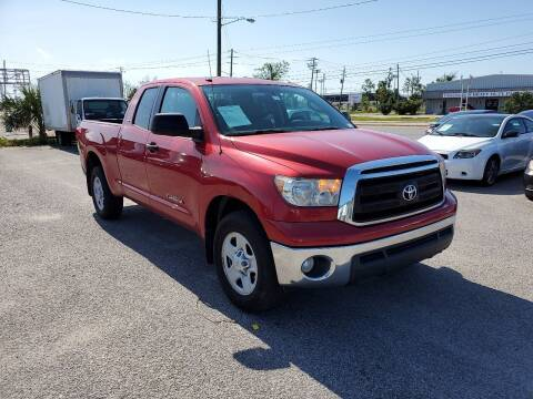 2012 Toyota Tundra for sale at Jamrock Auto Sales of Panama City in Panama City FL