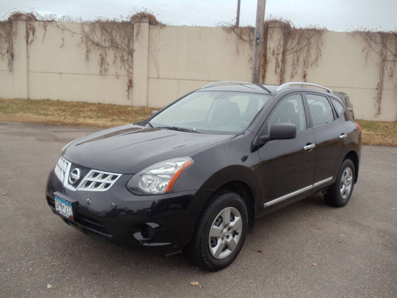 2015 Nissan Rogue Select for sale at Metro Motor Sales in Minneapolis MN