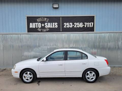 2005 Hyundai Elantra for sale at Austin's Auto Sales in Edgewood WA