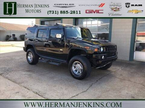 2007 HUMMER H2 for sale at Herman Jenkins Used Cars in Union City TN