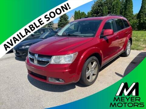 2010 Dodge Journey for sale at Meyer Motors in Plymouth WI
