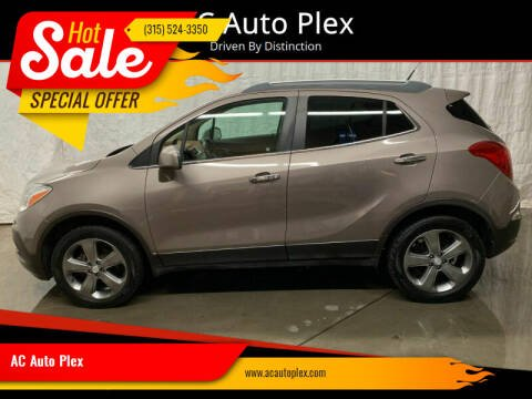 2013 Buick Encore for sale at AC Auto Plex in Ontario NY