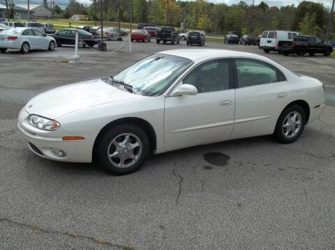 2002 Oldsmobile Aurora for sale at Rt. 44 Auto Sales in Chardon OH