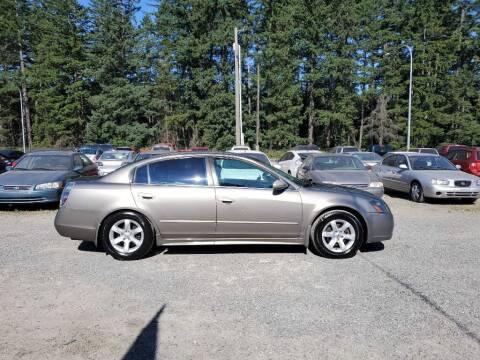2006 Nissan Altima for sale at WILSON MOTORS in Spanaway WA
