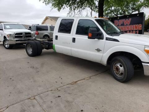 2011 Ford F-350 Super Duty for sale at Bad Credit Call Fadi in Dallas TX