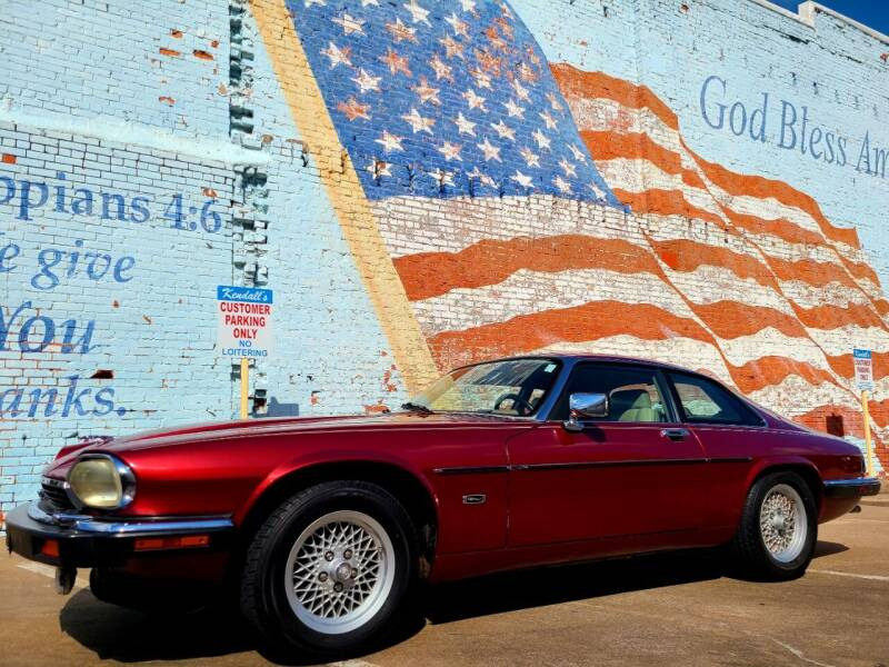 1992 Jaguar XJ-Series for sale at LARRY'S CLASSICS in Skiatook OK