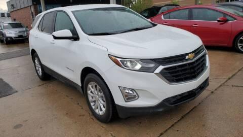 2020 Chevrolet Equinox for sale at Divine Auto Sales LLC in Omaha NE