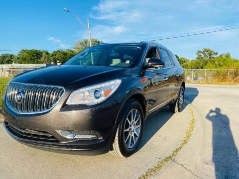 2013 Buick Enclave for sale at Xtreme Auto Mart LLC in Kansas City MO
