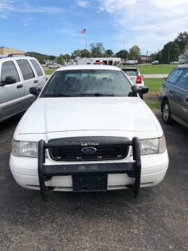 2009 Ford Crown Victoria for sale at Stewart's Motor Sales in Byesville OH