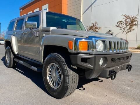 2006 HUMMER H3 for sale at ELAN AUTOMOTIVE GROUP in Buford GA