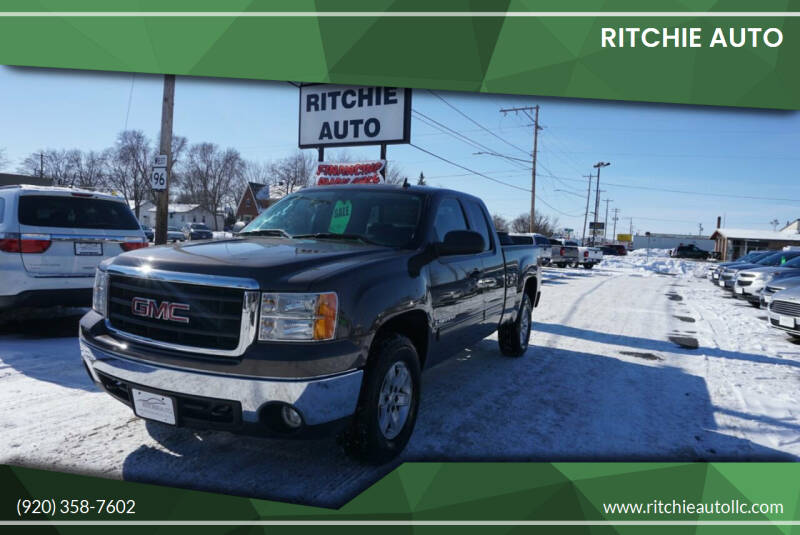 2007 GMC Sierra 1500 for sale at Ritchie Auto in Appleton WI