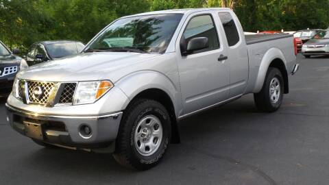 2008 Nissan Frontier for sale at JBR Auto Sales in Albany NY