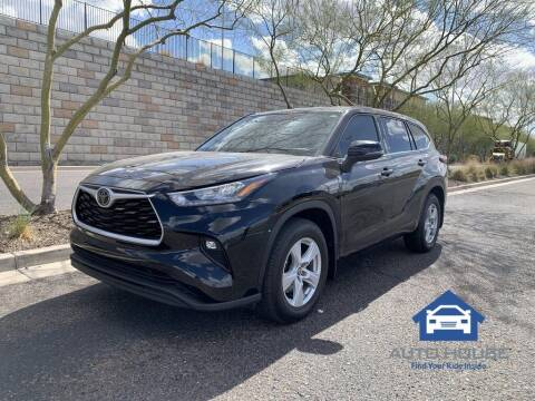 2020 Toyota Highlander for sale at AUTO HOUSE TEMPE in Tempe AZ