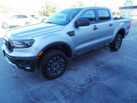 2020 Ford Ranger for sale at TIMBERLAND FORD in Perry FL