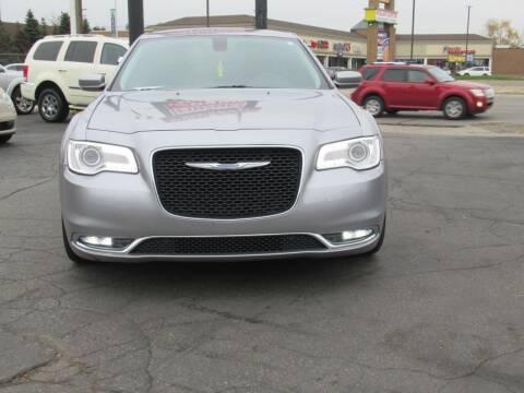 2015 Chrysler 300 for sale at Bi-Rite Auto Sales in Clinton Township MI