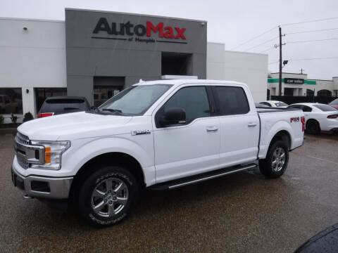 2018 Ford F-150 for sale at AutoMax of Memphis - Logan Karr in Memphis TN