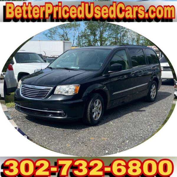 2011 Chrysler Town and Country for sale in Frankford, DE