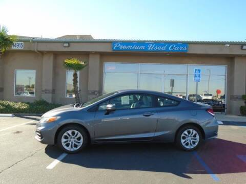 2015 Honda Civic for sale at Family Auto Sales in Victorville CA