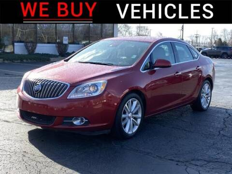 2014 Buick Verano for sale at Vicksburg Chrysler Dodge Jeep Ram in Vicksburg MI