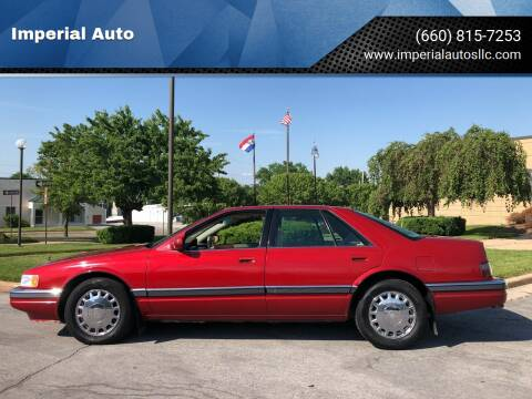 1995 Cadillac Seville for sale at Imperial Auto of Marshall in Marshall MO