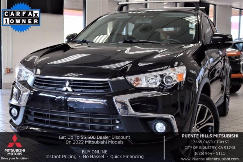 2017 Mitsubishi Outlander Sport 2.4 SE