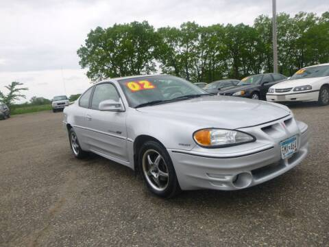 2002 Pontiac Grand Am for sale at Country Side Car Sales in Elk River MN