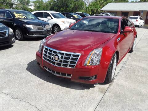 2014 Cadillac CTS for sale at FAMILY AUTO BROKERS in Longwood FL