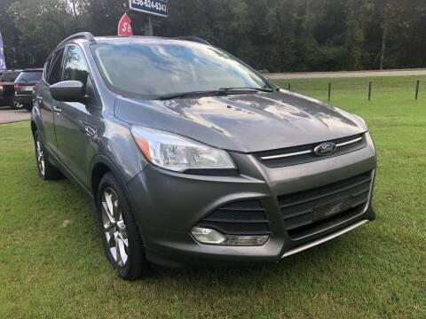 2014 Ford Escape for sale at RPM AUTO LAND in Anniston AL