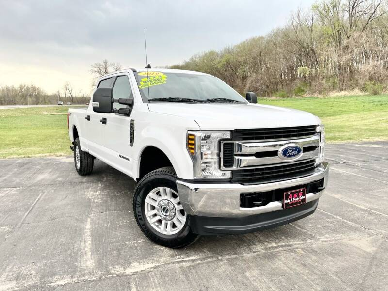 2019 Ford F-250 Super Duty for sale at A & S Auto and Truck Sales in Platte City MO