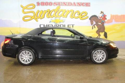 2013 Chrysler 200 Convertible for sale at Sundance Chevrolet in Grand Ledge MI