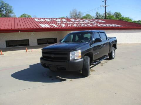2007 Chevrolet Silverado 1500 for sale at DFW Auto Leader in Lake Worth TX